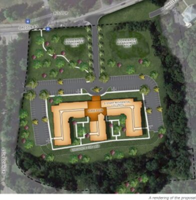 The NRP Group proposes active-adult housing on Colonial Terrace site in Cortlandt